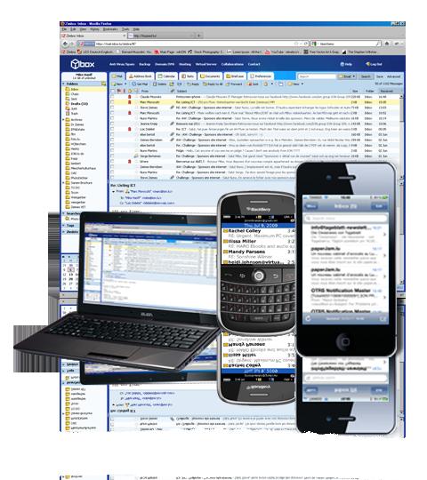 blackberry not receiving email exchange server